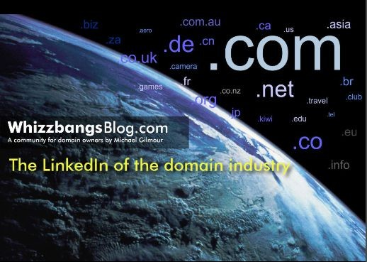 The LinkedIn of the Domain Industry