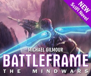 My Scifi Book Battleframe Released on Amazon!