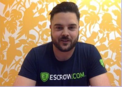 Interview with Jackson Elsegood - Escrow.com
