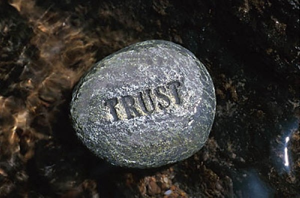 Saturday Musings - How to Develop Trust
