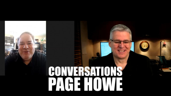 Conversations - Page Howe