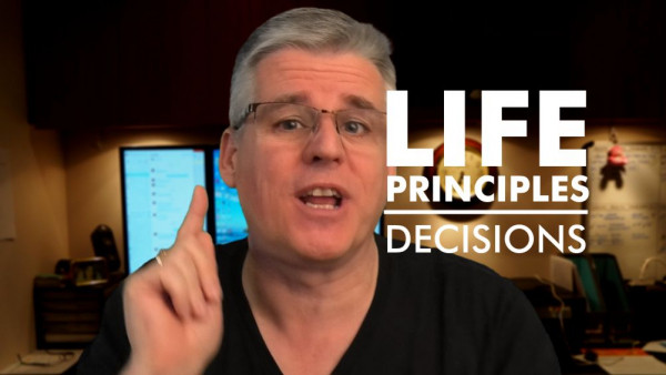 Five steps to making better life decisions