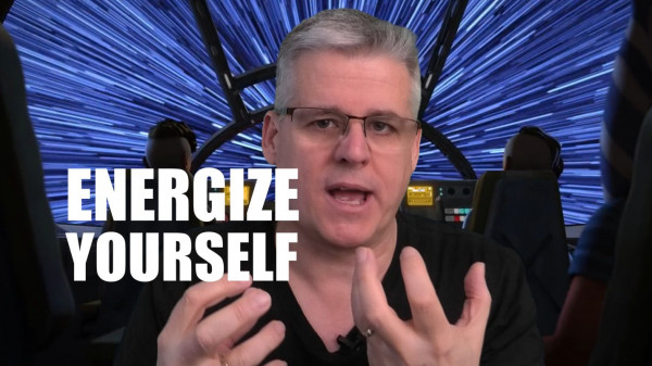 How to get energized