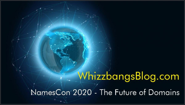 NamesCon 2020 - The Future of Domaining