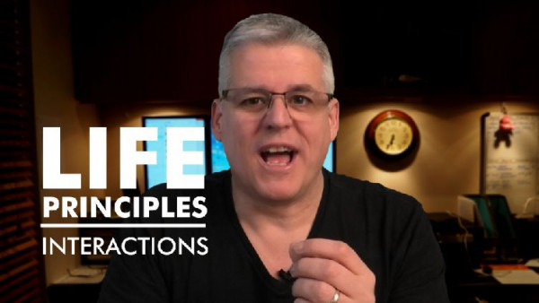 Life Principles – Principle Interactions