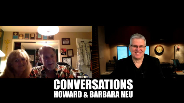 Conversations - Howard and Barbara Neu