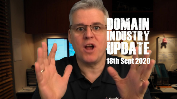 Industry Update - 18th Sept 2020