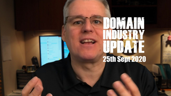 Industry Update - 25th Sept 2020