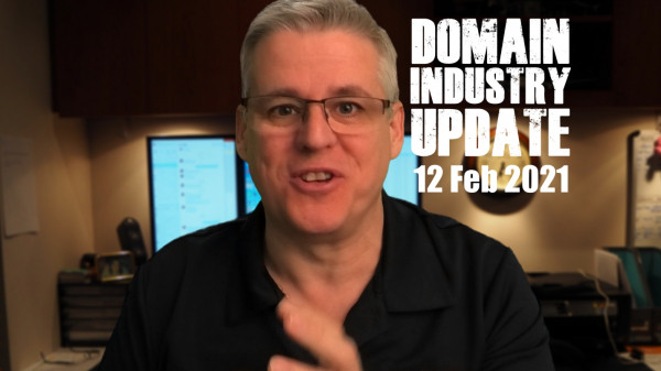 Industry Update - 12th Feb 2021