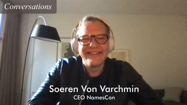 Conversations – Soeren, CEO NamesCon