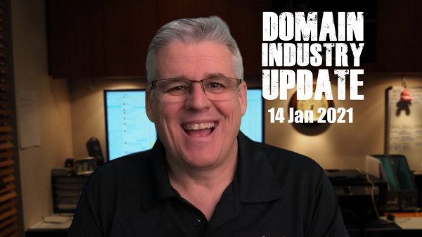 Domain Update - 14th Jan 2021