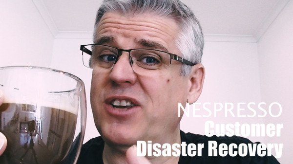 Nespresso - Customer Disaster Recovery