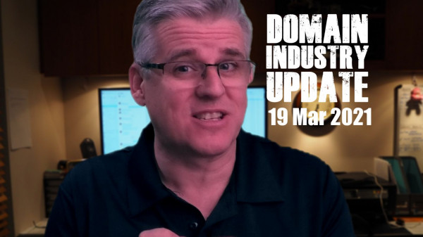 Industry Update - 19 Mar 2021