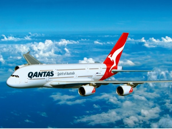 Qantas Club and Beyond!
