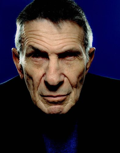 What more can I say......but.....live long and prosper. RIP