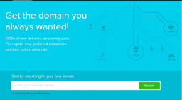 New Domain Extensions