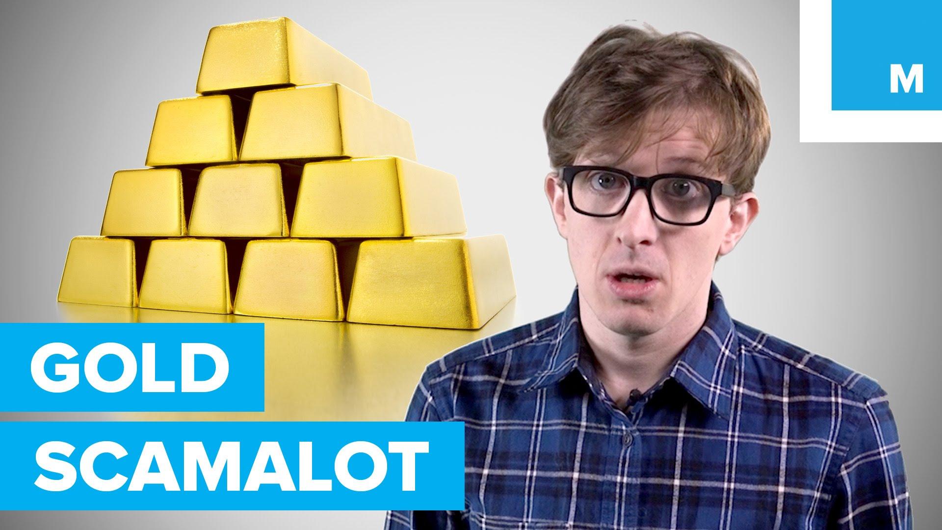 Gold | Scamalot
