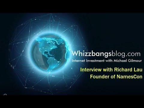NamesCon Founder, Richard Lau