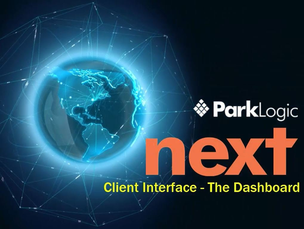 ParkLogic Next - Client Interface